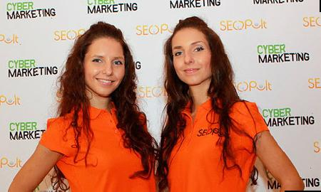 SEO конференція CyberMarketing 2012: погляд з боку
